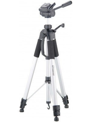 "Polaroid Heavy Duty Photo/video Tripod - 72"" - Ασημί"