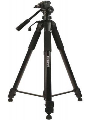 "Polaroid Heavy Duty Photo/video Tripod - 72"" - Μαύρο"