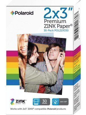 "Polaroid Zink - Photo Paper 2x3"" - 30 pack"