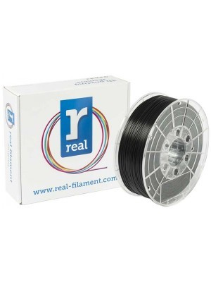 Real Filament PLA 3D Printer 1.75mm / 0.5Kg Μαύρο