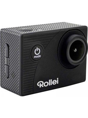 Rollei 40140 Action Camera 372 Μαύρο