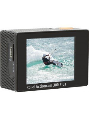 Rollei Action Camera 300 Plus Βιντεοκάμερα για Extreme Sports