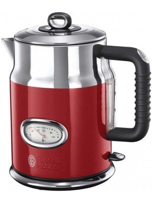 Russell Hobbs 21670-70 Retro Ribbon Red Βραστήρας 2400W