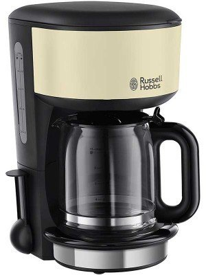 Russell Hobbs Colours 20135-56 Καφετιέρα 1000W Cream