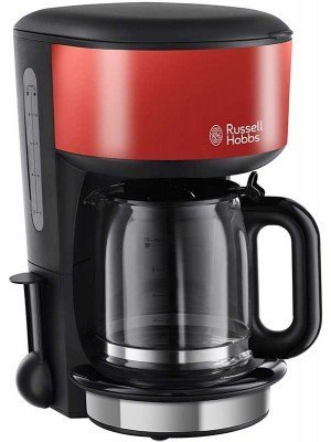 Russell Hobbs Colours 20131-56 Καφετιέρα 1000W Flame Red