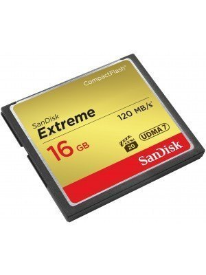 SanDisk Compact Flash Extreme 16GB 120MB/s
