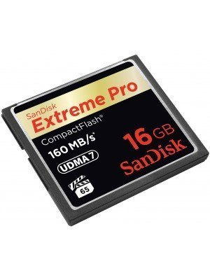 SanDisk Compact Flash Extreme Pro 16GB 160MB/s