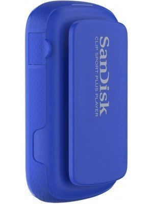 SanDisk Sansa Clip Sport Plus 16GB Blue
