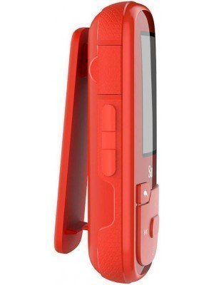 SanDisk Sansa Clip Sport Plus 16GB Red