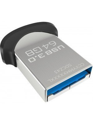 SanDisk SDCZ43-064G-GAM46 Ultra Fit 64GB USB 3.0