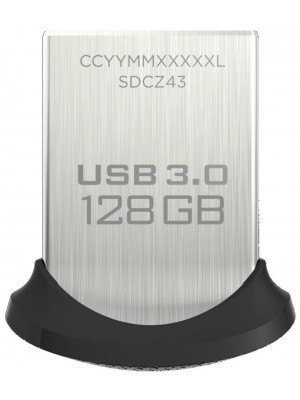 SanDisk SDCZ43-128G-GAM46 Ultra Fit 128GB USB 3.0