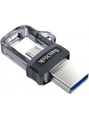 Sandisk SDDD3-032G-G46 32GB USB 3.0 Dual Drive Ltd Edition