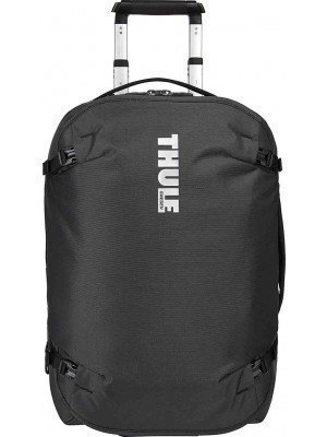 Thule Τσάντα Duffle Roller 2in1 Dark Shadow Subterra 56L Γκρι