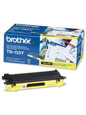 Brother TN-135Y Original Toner Yellow