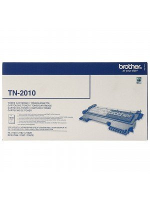 Brother TN-2010 Original Toner Black