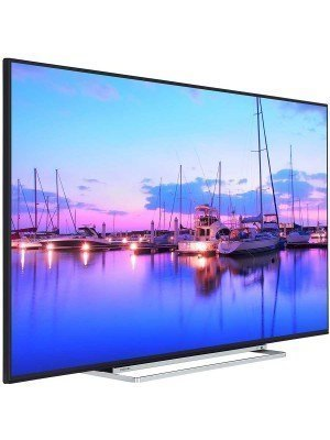 "Toshiba U-Smart 65"" LED Ultra HD (4K) Τηλεόραση"