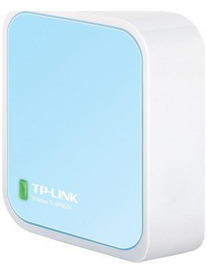 TP-Link Wireless N Nano 300Mbps Router v2
