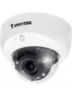 Vivotek FD8167 Dome Varifocal Camera Εσωτερικού Χώρου