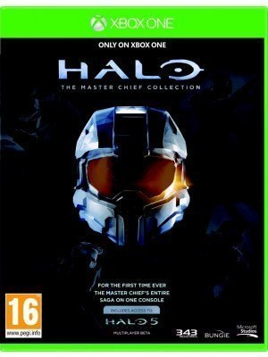 XBOX One - HALO: The Master Chief Collection