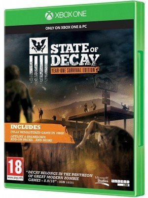 XBOX One - State of Decay Year One Survival Edition