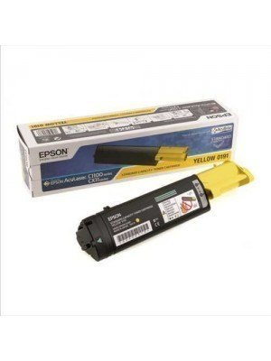 Epson C13S050191 Original Toner Yellow