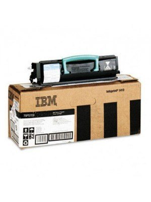 IBM 75P5709 Return Prog Original Toner Black