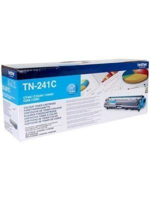 Brother TN 241 (TN241C) Original Toner Cyan