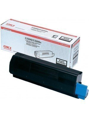 OKI 43034808 Original Toner Black