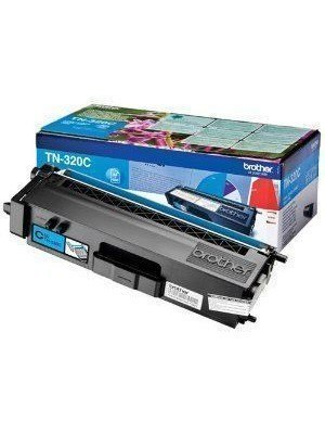 Brother TN-320C Original Toner Cyan