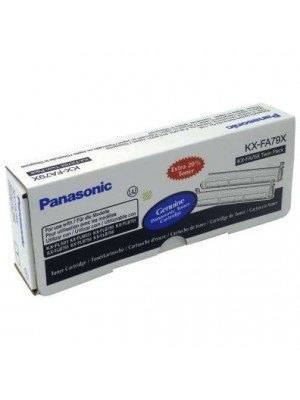 Panasonic KX-FA79X Original Toner Black