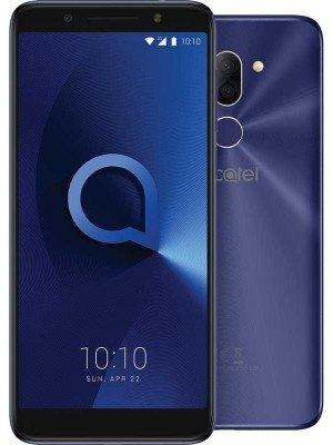 "Alcatel 3X Dual SIM 5.7"" 32GB Smartphone Metal Blue"