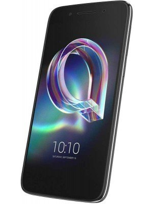 "Alcatel Idol 5 Dual SIM 5.2"" 16GB Smartphone Metal Black"
