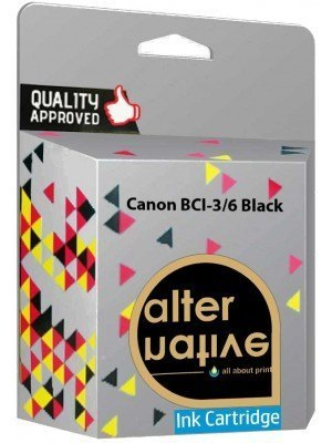 Alternative Canon BCI-3/6 Μελάνι Black 4485A002 / 4705A002