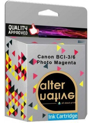 Alternative Canon BCI-3/6 Μελάνι Photo Magenta 4481A002 / 4710A002