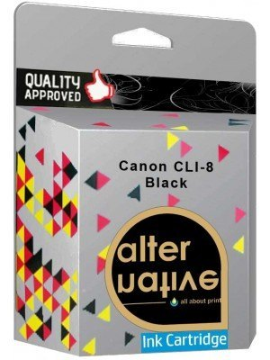 Alternative Canon CLI-8BK Μελάνι Black 0620B001
