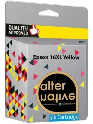 Alternative Epson 16XL Μελάνι Yellow C13T16344010
