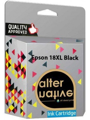 alternative Epson 18XL Μελάνι Black