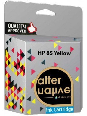 Alternative HP 85 Μελάνι Yellow C9427A