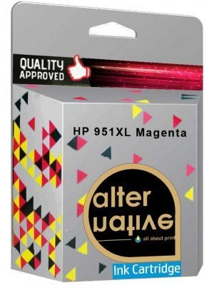 Alternative HP 951XL Μελάνι Magenta CN047AE