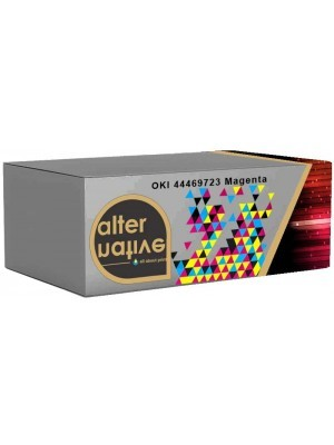 Alternative OKI 44469723 Toner Magenta