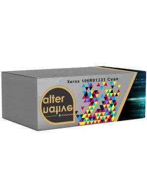 Alternative Xerox 106R01331 Toner Cyan