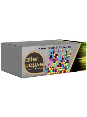 Alternative Xerox 106R01333 Toner Yellow
