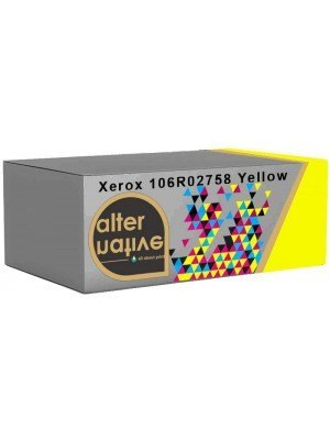 Alternative Xerox 106R02758 Toner Yellow