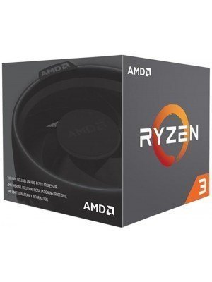 AMD CPU 4Core Ryzen 3-1200 3.1GHz AM4 Επεξεργαστής