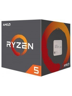 AMD CPU 6Core Ryzen 5-1600 3.2GHz AM4 Επεξεργαστής YD1600BBAEBOX