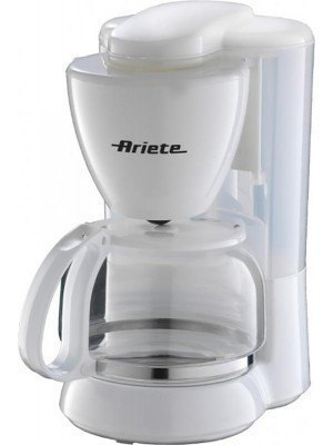 Ariete 1361 Coffee Maker 800W Λευκό