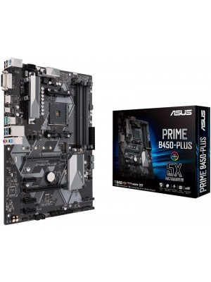 ASUS Prime MBoard B450 Plus AM4 ATX