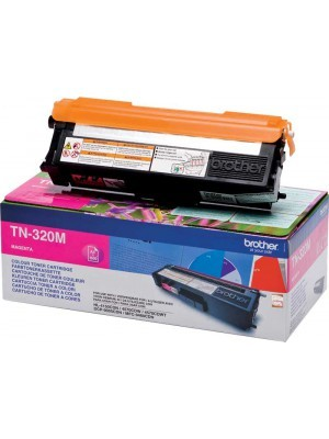 Brother TN-320M Toner Magenta