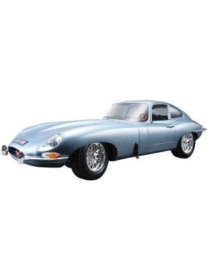 Bburago Jaguar E-Type Coupe 1/18
