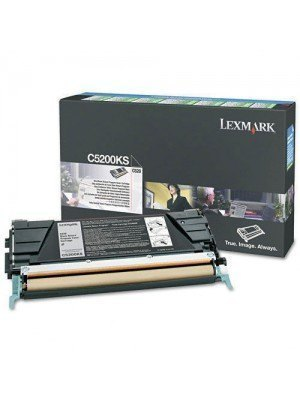 Lexmark C5200KS Original Toner Black